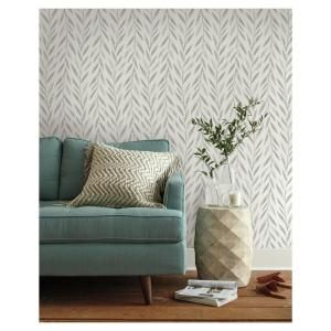Magnolia Home By Joanna Gaines 34 Sq Ft Magnolia Home Willow Peel And Stick Wallpaper Psw1018rl The Ho Home Wallpaper Magnolia Homes Peel And Stick Wallpaper