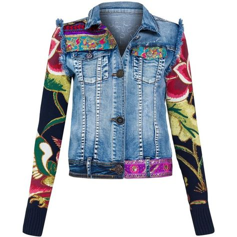 Shop for Ethnic Deluxe Jacket by Desigual at ShopStyle.