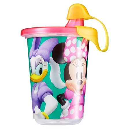 The First Years Disney Take /& Toss Sippy 10 Ounce 3 Pack Minnie