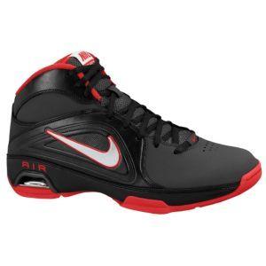 Nike Air Visi Pro III - Men's - Black/Anthracite/University Red/White