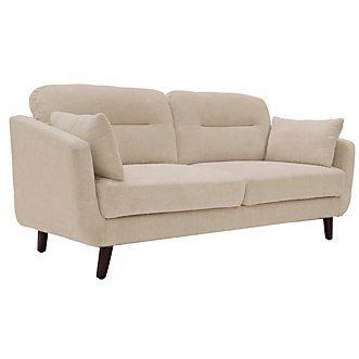 D Cor Chloe Mid Century Modern Sofa