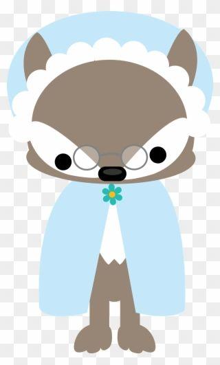 15+ Wolf Cute Clipart Halloween