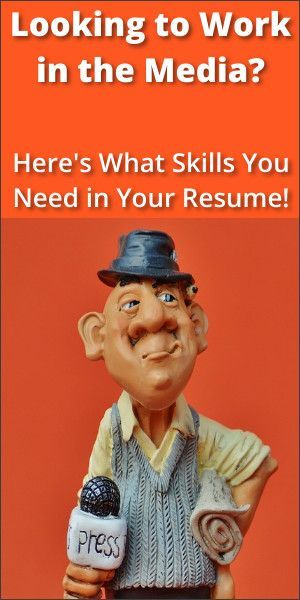 5 Skills That Can Help You Get Hired In Media A Better Resume Service In 2020 Resume Services Medical Resume Resume Writing Services