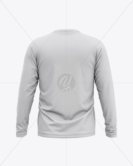 Download Men S Raglan Long Sleeve T Shirt Mockup Back View In Apparel Mockups On Yellow Images Object Mockups