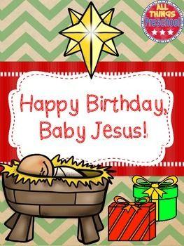 10+ Happy birthday baby jesus clipart information