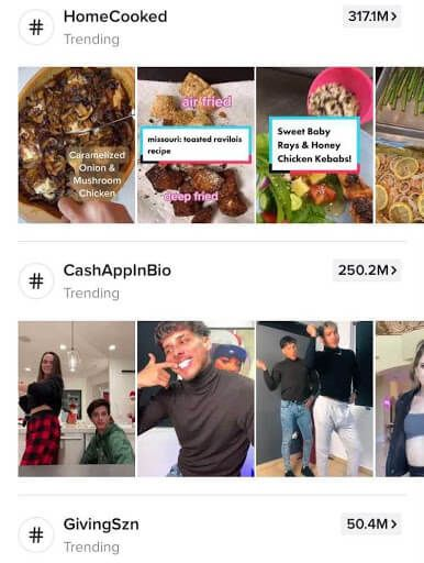 Tiktok Creator Best Practices You Need To Follow Today Visualmodo In 2021 The Creator Trending Hashtags Best Practice