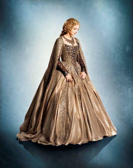 La Belle Et La Bete 2014 Vestidos Vitorianos Vestidos