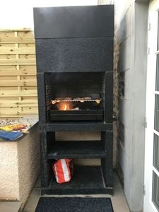 Picture Of Barbecue Contemporain Extérieur Av20m