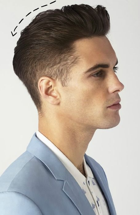 Classic Men S Quiff Hairstyle The Haircut Trend For A New Look Royal Fashionist Quiff Hairsty Mens Hairstyles Short Long Hair Styles Men Haircuts For Men