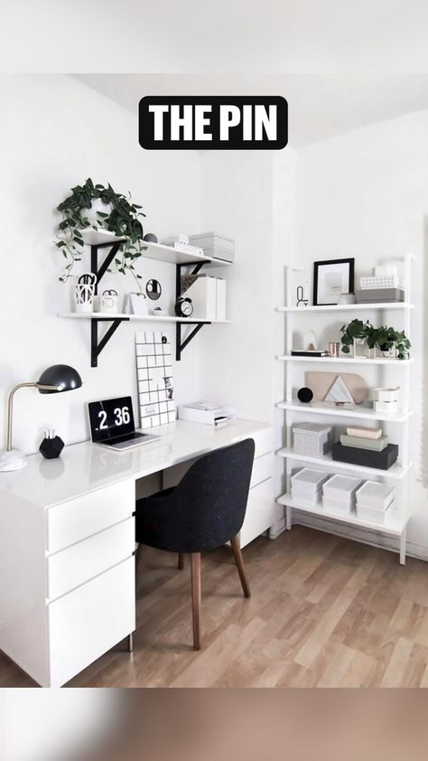 Pinterest made me do it: office space