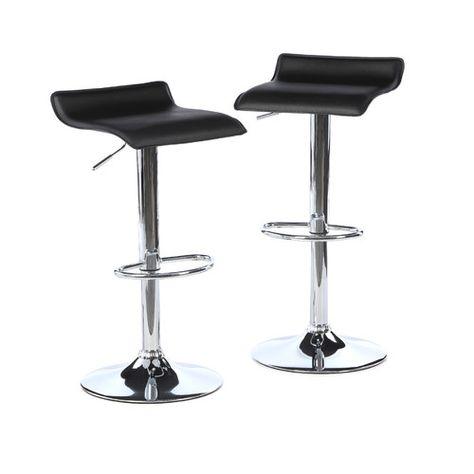 Stupendous Kayla Backless Adjustable Height Swivel Bar Stool With Customarchery Wood Chair Design Ideas Customarcherynet