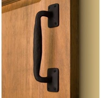 Signature Hardware 910807 Barn Door Handles Iron Pulls Door Handles