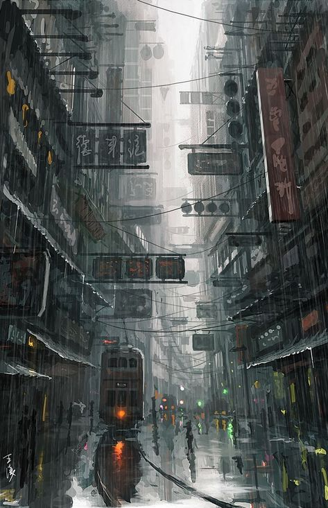 Asian steampunk, steampunk city, steampunk artwork, city in the sky, dark city Cyberpunk City, Futuristic City, Wallpaper City, Anime Scenery Wallpaper, Aztec Wallpaper, Glitter Wallpaper, Screen Wallpaper, City Painting, Oil Painting Abstract