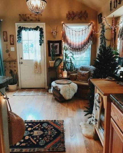 Super Apartment Ideas Bohemian Studio 34 Ideas Boho Interior Design Home Decor Home Interior Design