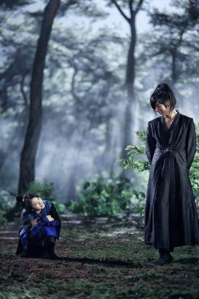 Suzy and Choi Jin Hyuk - Gu family Book BTS