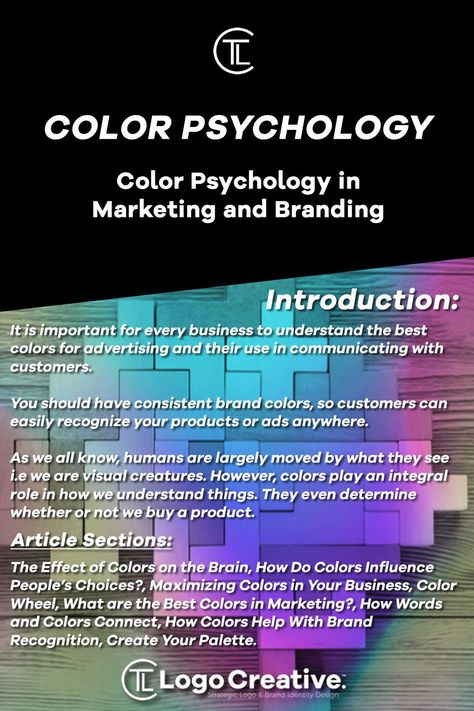 Color Psychology in Marketing and Branding