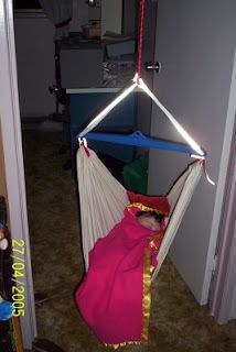 BABY HAMMOCK Great Instructions And I Love That This One Shows How To Reinforce The Bottom Where Baby Lays