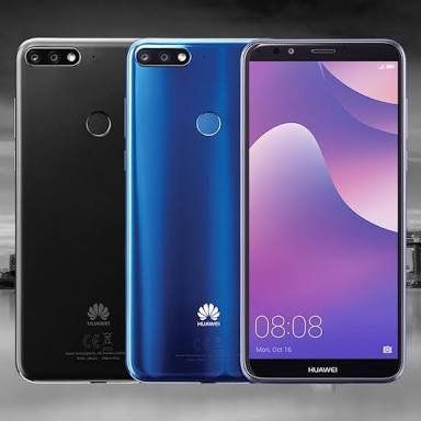 Huawei Y7 Prime 2018- A new world of imagination #Gadget