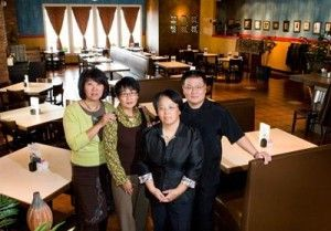 Owners Of The Blue Koi Chinese Restaurant In Kansas City Chinese Food Restaurant Blue Koi Best Chinese Restaurant