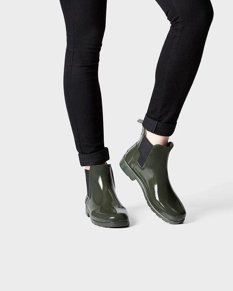 668d67f9a1d Women s Original Refined Chelsea Gloss Boots