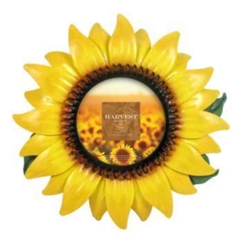 harvest sunflower 4 x 4 frame interesting items pinterest sunflowers - Sunflower Picture Frames
