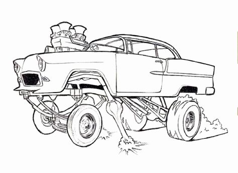 - Coloring Pages Cars Trucks Fresh Coloring Ideas Dune Buggy Coloring Page  Ideas Pin By Kappa Art Cars, Cool Car Drawings, Cartoon Car Drawing