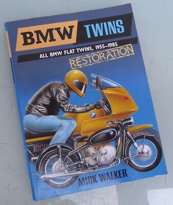 Advertisement Ebay Bmw Motorcycle Restoration Manual 1955 1985 Book R69s R60 2 R50 R75 5 R90s R10 In 2020 Motorcycle Restoration Bmw Motorcycle Parts And Accessories