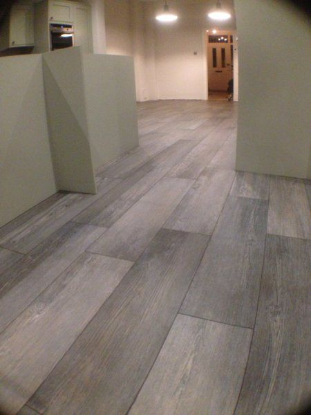 Setting Out Wooden Plank Effect Floor Tile Tilers Talk Professional Wall And Floor Tilers Forum Tiling Jobs Wooden Plank Flooring Tile Floor Flooring