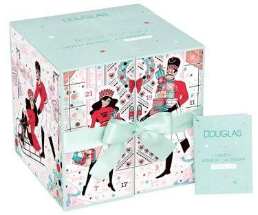 Douglas Lovely Adventskalender 2018 Embalagens