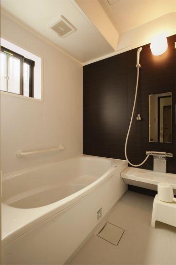 リフォーム リノベーションの事例 お風呂 バスルーム 施工事例no