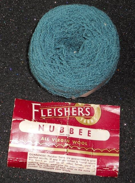 Spinnerin Yarn Color 17  and Bucilla Nylon  Heel n Toe Yarn