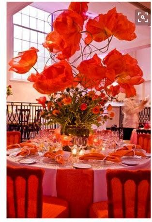 Large Tissue Paper Flowers Giant Tissue Paper Poppies Paper Poppy
