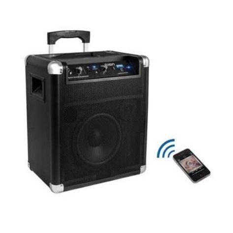 Ion Block Rocker Portable Bluetooth Speaker System Upgraded 75hr