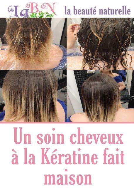 Un Soin Cheveux A La Keratine Fait Maison Hair Beauty Long Hair Styles Hair Styles