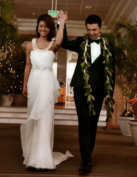 Kono and Adam, Hawaii Five-0