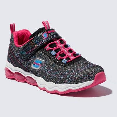 Girls glitter shoes
