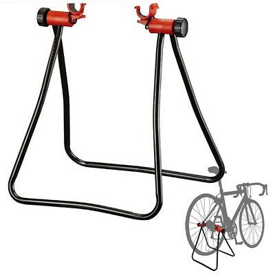 Sponsored Ebay Metal Bike Bicycle Floor Stand Holder Rack Wheel Hub Repair Parking Holder 1 Pc