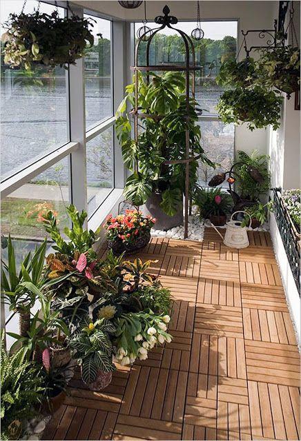 Decora Tu Terraza En Forma Espectacular En 2020 Jardin De Interior Decoracion Con Plantas Artificiales Jardin En Balcon