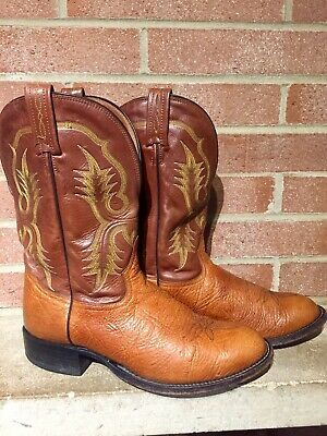 a2aa92a5274 Ad)eBay - Ariat Men's Heritage Stockman Cowboy Boot Size 10 D ...