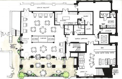 47 Floor Plans Ideas Restaurant Design Restaurant Floor Plan Restaurant Flooring
