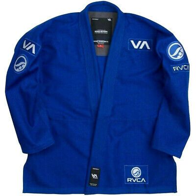 Bjj gi  RVCA V2 Batch 72 **A2 black   customized gi judo karate