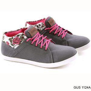 Sepatu Kets Wanita Gus 1124 2 Warna Sepatu Kets Sepatu Dan Wanita