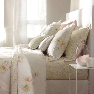 Yves Delorme Idylle Blush Duvet Cover King Bed Linens Luxury Blush Duvet Bed And Bath Store