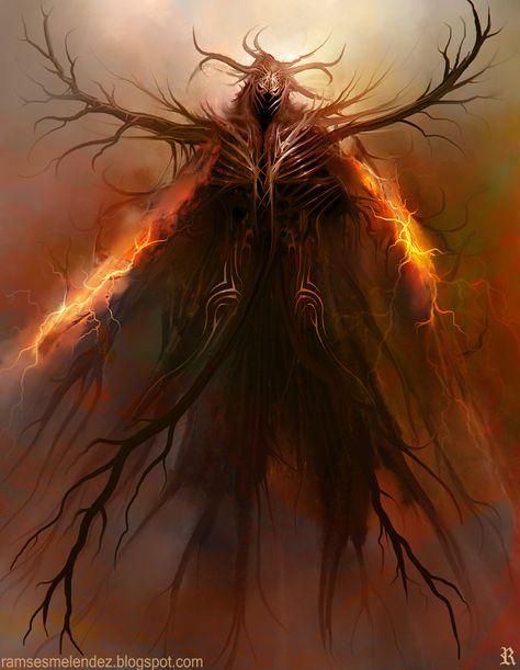 Señor del bosque