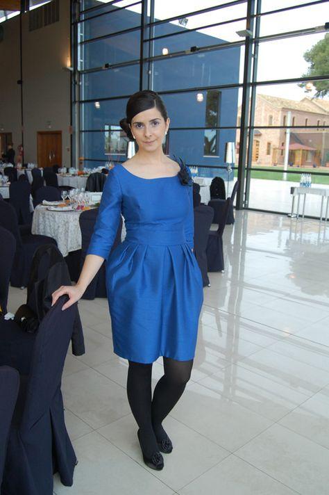 Momita con vestido 128 de 08/2009