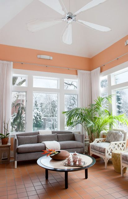 Soft Peach Color Walls For Sophisticated Interior Look Peach Living Rooms Living Room Colors Paint Colors For Living Room