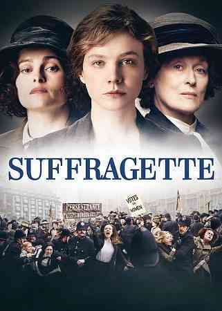 In this galvanizing feminist drama, a working-class laundress (Carey Mulligan) in 19th century London becomes radicalized when she meets a brave cadre of women organizing to obtain the vote.