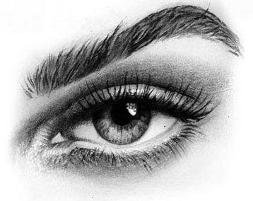 This Lens Will Teach You How To Draw An Eye In A Few Easy Steps But Before The Tutorial You Will Learn About The Anat Eye Drawing Realistic Drawings Eye Art