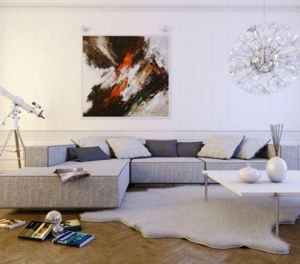 Fernseher Mitten Im Raum Positionieren Ideen Fur Aufstellung Von