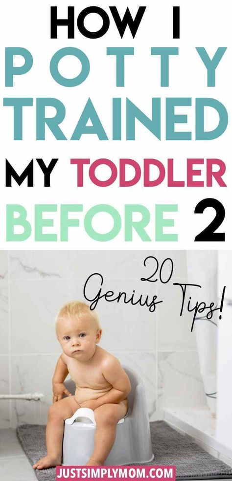 23 Tips for Potty Training Your Toddler BEFORE 2 Years Old - Just Simply Mom - Easy toddler activities - Conseils pour Parents Potty Training Rewards, Toddler Potty Training, Training Meme, Training Classes, Potty Training For Girls, Training Quotes, Training Schedule, Training Collar, Training Videos